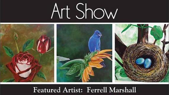 Ferrell Marshall Art