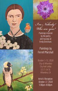 ferrell marshall artist